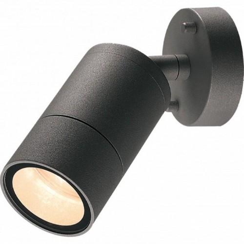 Aplique Pared 1 Foco LED 11W IP54 GU10 Grafito