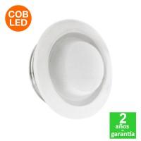 Foco Downlight LED 3W 350Lm 140° Corte Ø30mm 30.000H Mod. BACK