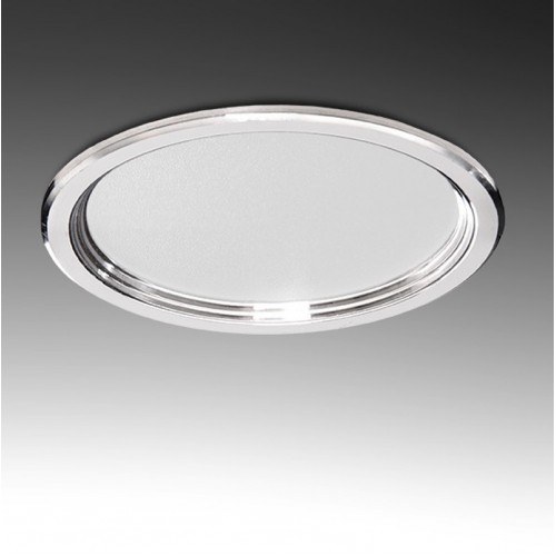 Foco Downlight LED Circular de 3W Ø76mm 220-270Lm 30.000H