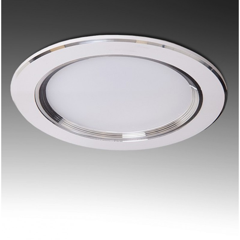 Foco Downlight LED Circular de 9W Ø145mm 720-800Lm 30.000H