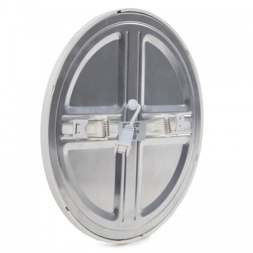 Placa Foco Downlight LEDs Circular 20W 2000Lm 120Lm ECO Ø230mm Corte Variable 50-205mm 30.000H