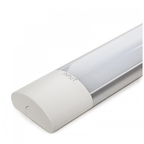 Luminaria LED Lineal con Detector de Movimiento 40W 120Lm/W 4800Lm 1200mm 30.000H