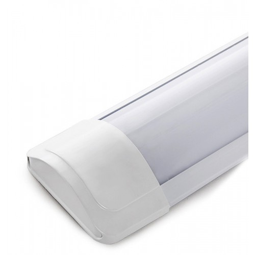 Luminaria de LEDs Lineal de 18W 1800Lm Superficie largo 600mm 30.000H
