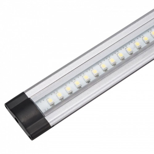 Luminaria Regleta de LEDs Plana para Estanterías 11W 870Lm 1000x30x8mm 30.000H