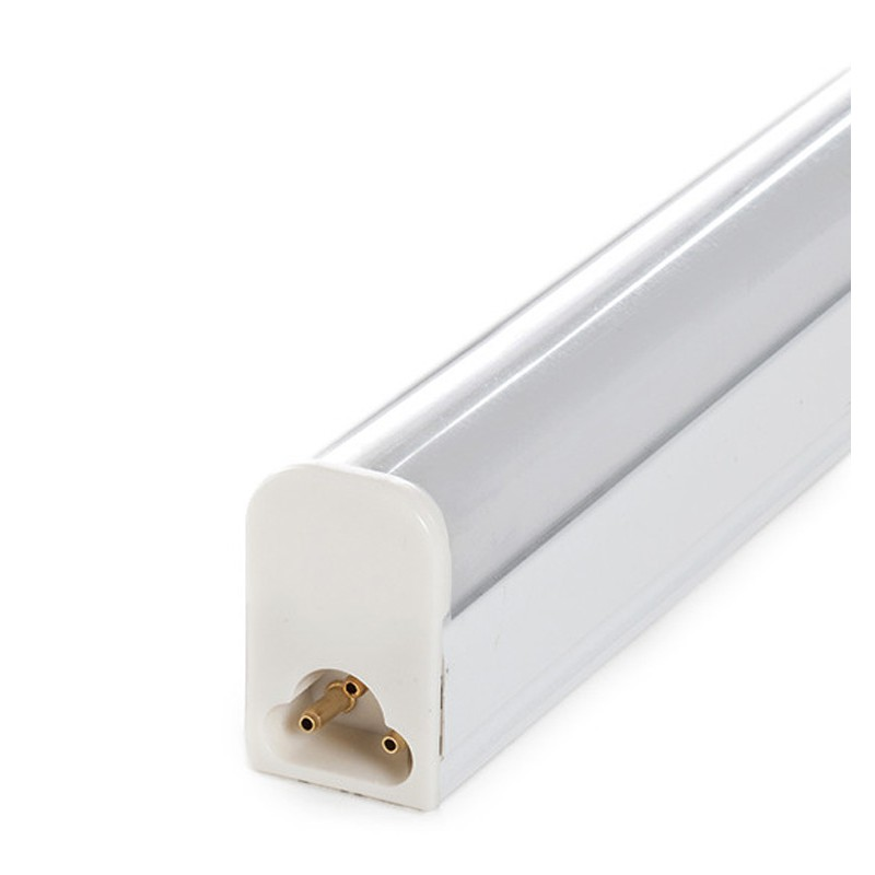 Luminaria Regleta Led T5 10W 850Lm Ø22 x 600mm 30.000H