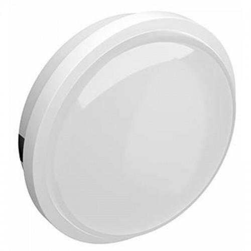Plafón de Leds Circular para superficies de 20W 1600Lm IP65 Ø221mm 40.000H Serie Eco
