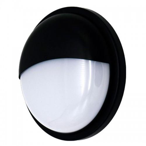 Aplique Plafón de Leds Circular de 20W 1600Lm Ø225x36mm 40.000H IP65