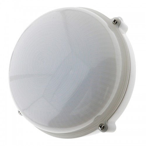 Plafón de Leds 12W 1080Lm IP65 Circular Ø192x188mm 25.000H para superficies (ideal Techos y paredes)