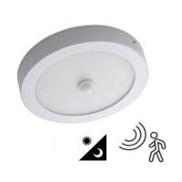 Plafón Aplique LED 20W 1800Lm UGR<19 40.000H con Detector de Presencia