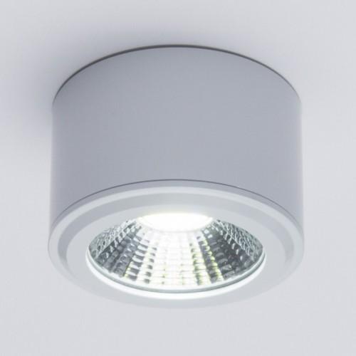 Foco Plafón Cilíndrico Blanco de Leds COB para superficies de 5W 450Lm Ø68x98mm 30.000H