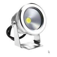 Foco Proyector LED 7W 700Lm 12VDC 120° IP67 40.000H