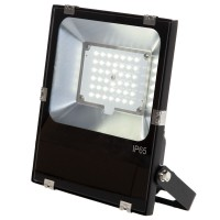 Foco Proyector LED 30W IP65 120Lm/W LUXEÓN-LUMILEDS Slimline Serie Eco SMD Regulable