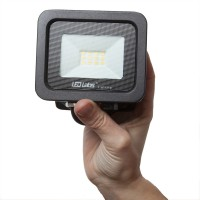 Foco Proyector LED 10W 90Lm/W IP65 SMD Serie Slim ECO