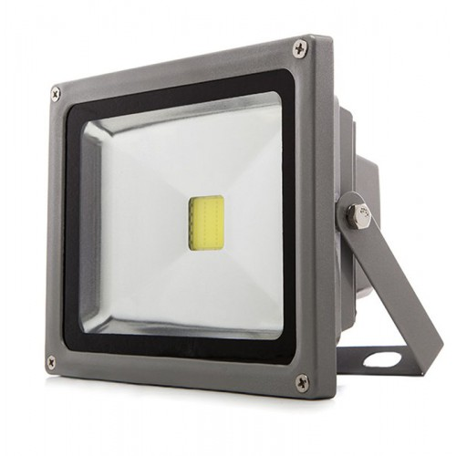 Foco Proyector de LEDs para Exterior 30W 2550Lm ECO BRIC Dimable 30.000H
