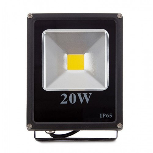 Foco Proyector LED 20W IP65 1400Lm COB ECO