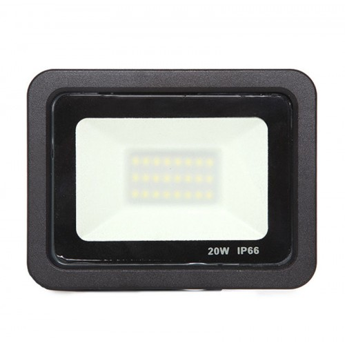 Foco Proyector LED 20W IP66 1800Lm SMD ECO