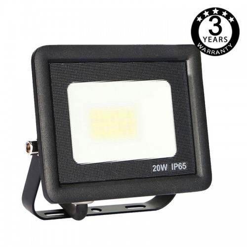 Foco Proyector LED 20W IP65 1800Lm SMD Serie ECO Action