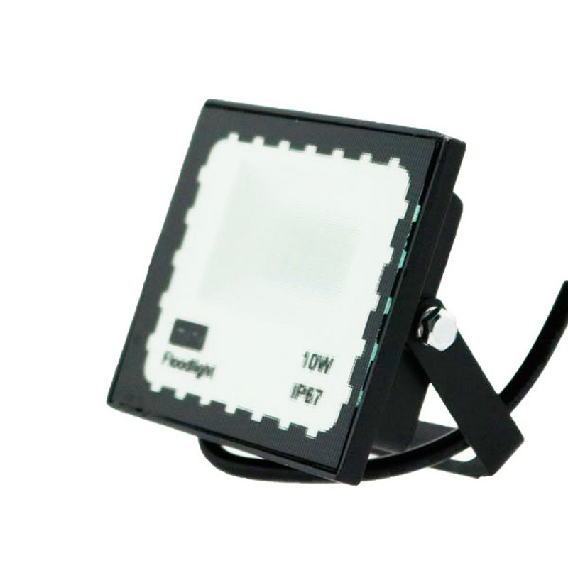 Foco proyector LED 10W 900Lm IP67 SMD Mini