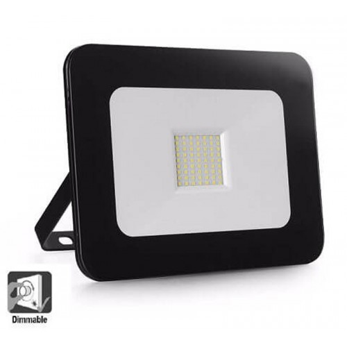 Foco Proyector LED IP65 50W 4850Lm ECO LUXY 50.000H Dimable por Triac