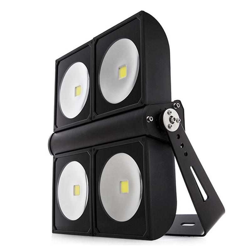 Foco Proyector LED 400W IP65 COB BRIDGELUX Serie PRO