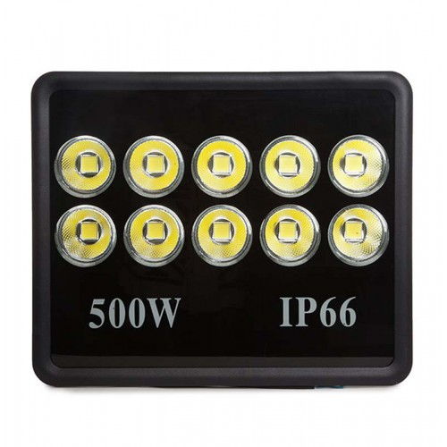 Foco Proyector LED 500W IP66 COB 40000Lm Serie PRO