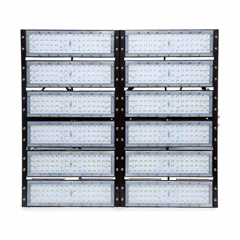 Foco Proyector LED 600W IP65 SMD3030 100Lm/W 60000Lm Serie PRO
