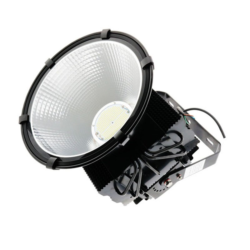 Foco Proyector LED 400W IP65 SMD3030 CREE 150Lm/W Driver MeanWell