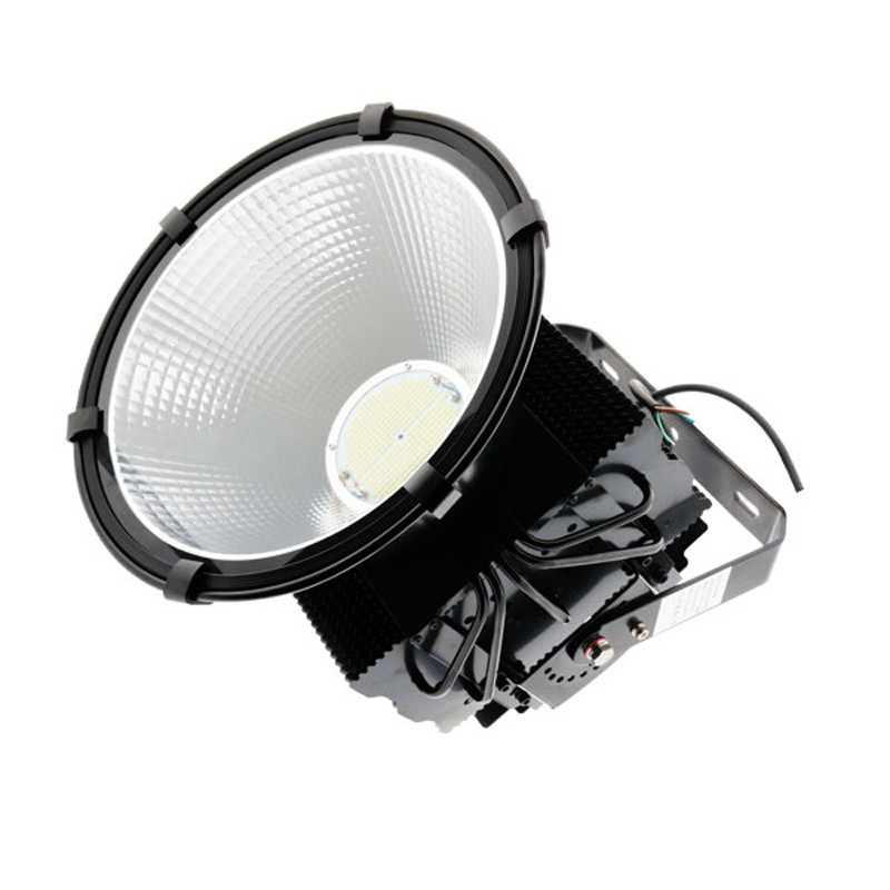 Foco Proyector LED 500W IP65 SMD3030 CREE 130Lm/W Driver MeanWell