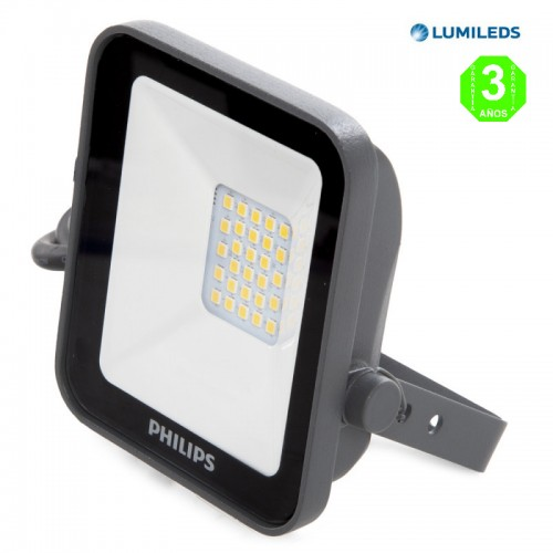 Foco Proyector LED Philips Ledinaire 10W 105Lm/W IP65 Serie SMD