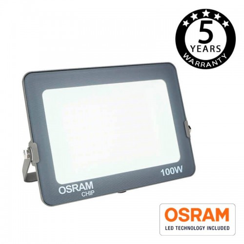Foco Proyector LED 100W IP65 AVANCE OSRAM Chip Serie PRO