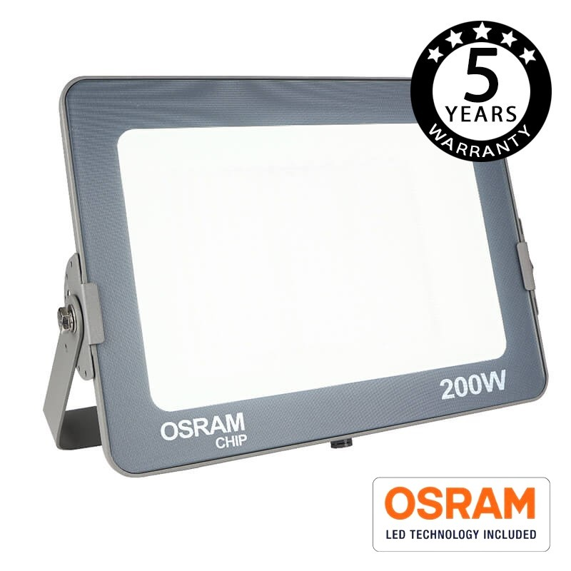 Foco Proyector LED 200W IP65 AVANCE OSRAM Chip Serie PRO
