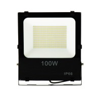 Foco Proyector LED 100W IP65 110Lm/W Serie PRO